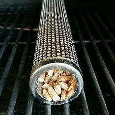 Smoke Tube Räucher Röhre - zum Räuchern und Smoken auf allen Grills – Bild 2