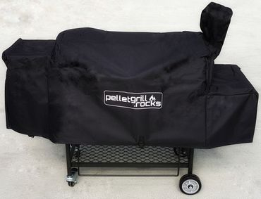 Wetterschutzhaube L für Pelletsmoker Profi Pelletgrill Smoker Holzpelletsmoker Holzpelletgrill OVP
