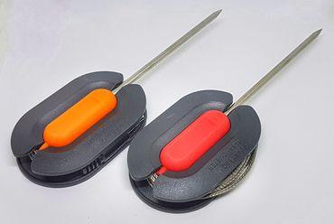 Thermometer EasyBBQ pro Smartes Bluetooth Grillthermometer inkl. 2 Fühlern 100m Reichweite  – Bild 3