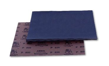 MIRKA Bogen Wasserfest-Latex 230 x 280 mm  P800  (50 St)