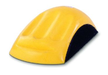 Hand Schleifteller Schleifklotz für 150mm Klebescheiben