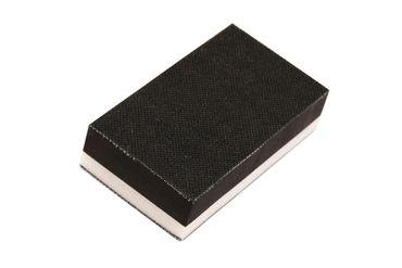 MIRKA Handblock ohne Absaugung  70 x 125 mm Klett  ungelocht (1 St)  doppelseitig