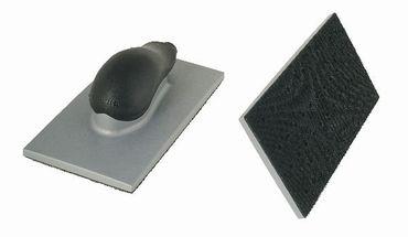 MIRKA Handblock mit Absaugung  115 x 230 mm Klett  36-Loch (1 St)  Kunststoff, mit Luftregulierung – Bild 1