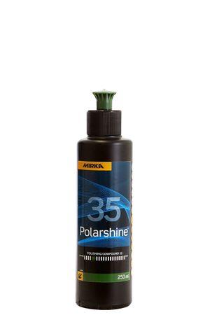 MIRKA Polarshine 35  250 ml    (1 St)  Grobe Politur - eignet sich für besonders harte Oberflächen und schnelle Polierverfahren. – Bild 1