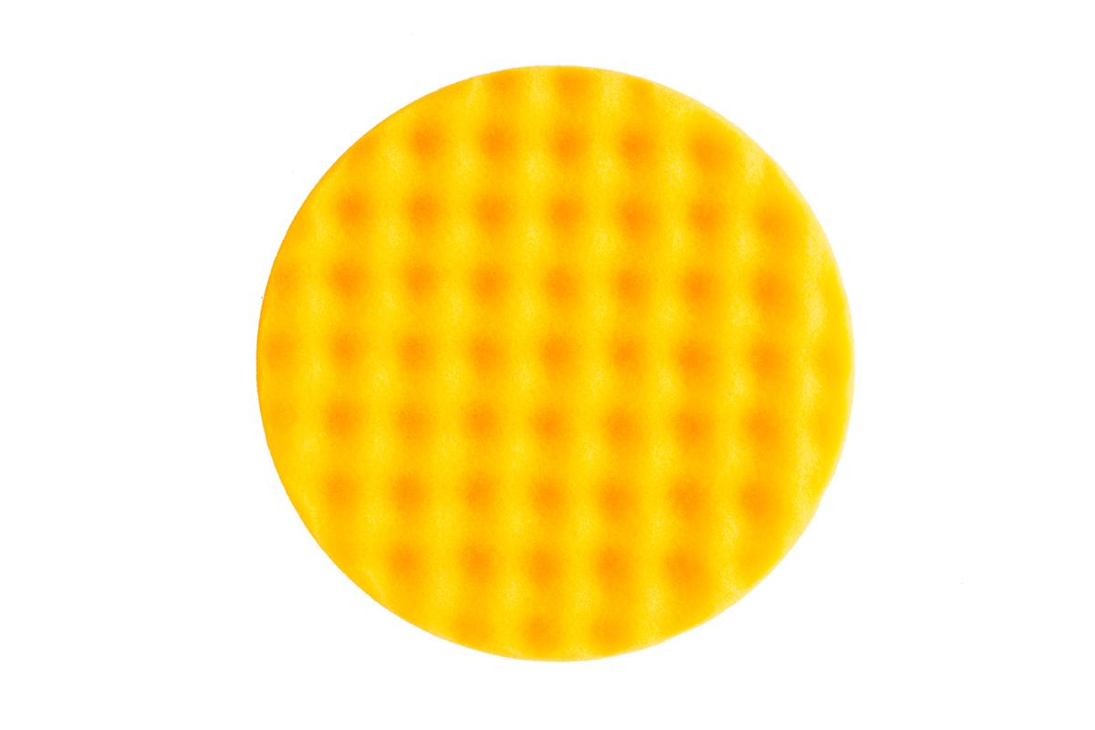 mirka polarshine polierpads 150 mm 2 st mirka schaumstoffpad pro gelb gewaffelt 2er pack. Black Bedroom Furniture Sets. Home Design Ideas
