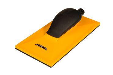 MIRKA Handblock mit Absaugung  115 x 230 mm Klett  32-Loch (1 St)  Kunststoff – Bild 3
