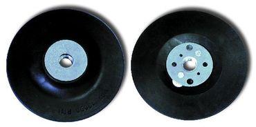 MIRKA Stützteller für Fiberscheiben medium Ø 115 mm   ungelocht (1 St)  M14 Gewinde – Bild 1