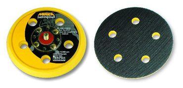 """MIRKA MIRKA Grip-Teller medium Ø 125 mm Klett  5-Loch (1 St)  5/16"""" Gewinde"""