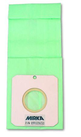 MIRKA Papier-Staubfilter      (10 St)  für Mirka-Schwingschleifer und Exzenter mit Eigenabsaugung
