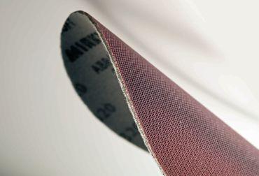 MIRKA Scheiben Abranet Soft Ø 77 mm GRIP P1500 Gitternetz VE=20 St. – Bild 1