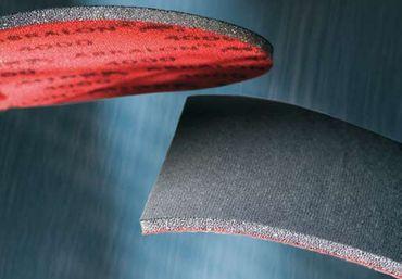MIRKA Handpads Abralon 115 x 140 mm Klett K4000 ungelocht (20 St)   – Bild 1