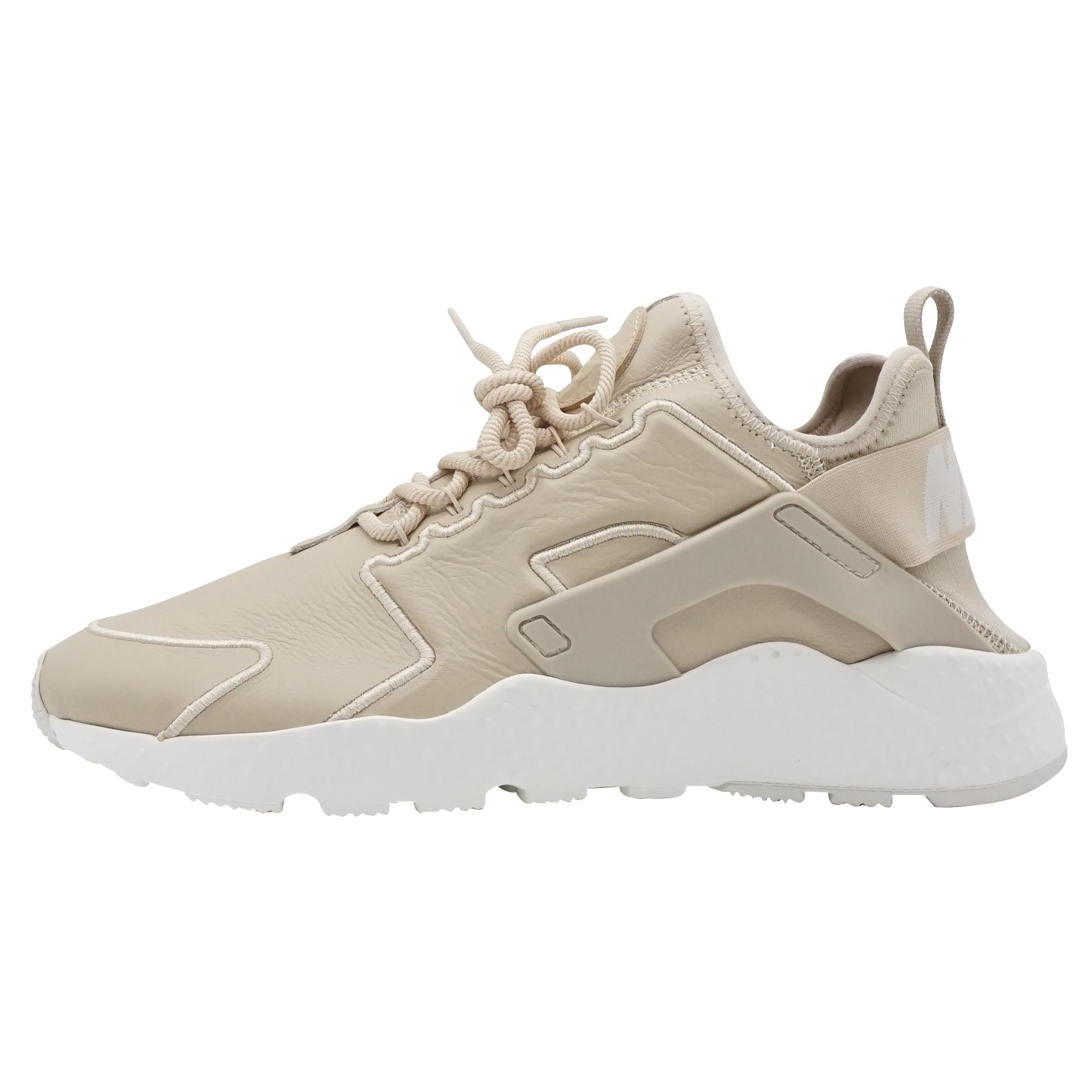 NIKE AIR HUARACHE RUN ULTRA SI Damen Sneaker Turnschuhe Beige ...