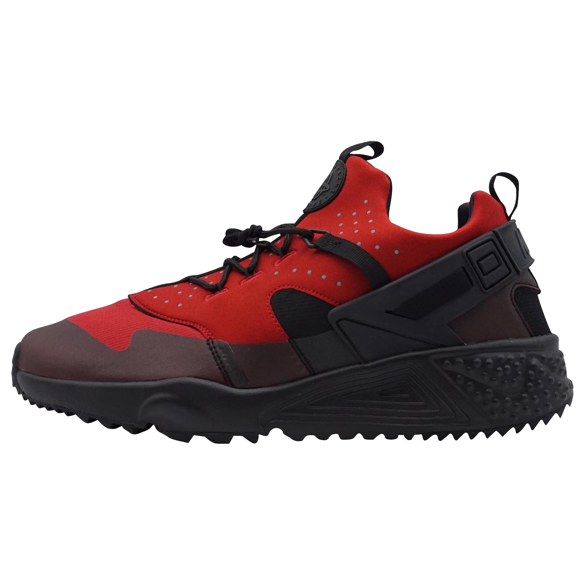 innovative design b9cf9 e7d49 ... coupon for reduced nike sportswear nike air huarache utility herren  sneaker rot f7211 0862a 28c69 24189