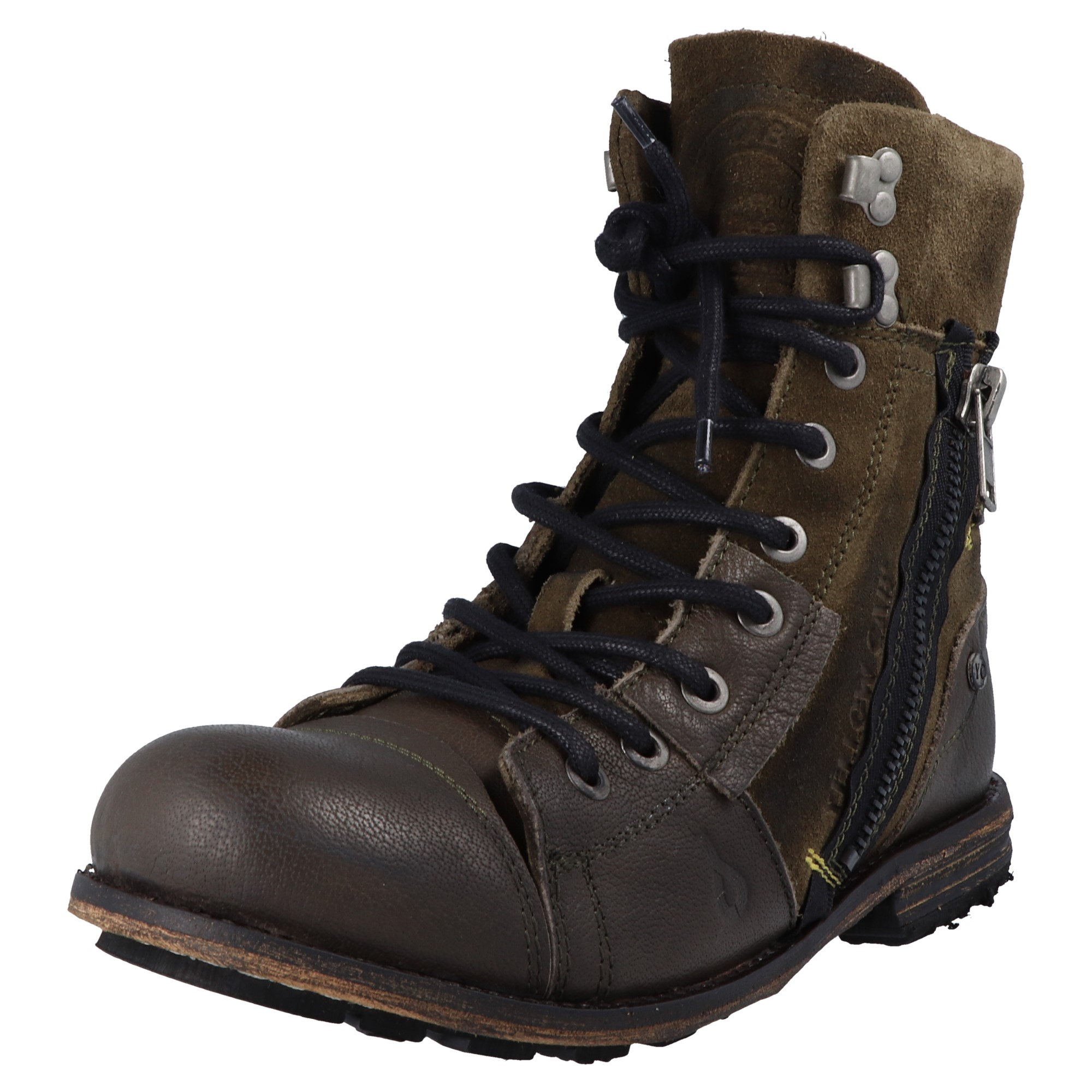 Cab Industrial Yellow Boots Shoes Show Original Title Y18069 About Green Leather M Details Bestseller Mens uFJcKTl31