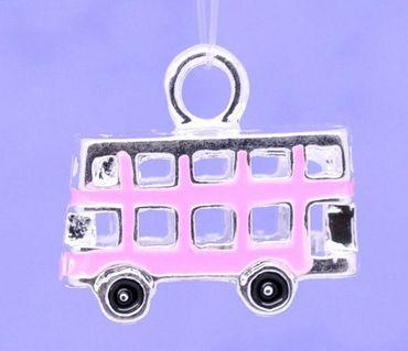 "Metallanhänger ""Bus"" - 1 Stk. -"