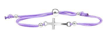 Milosa Konfirmations Kreuz Handmade Kinderarmband