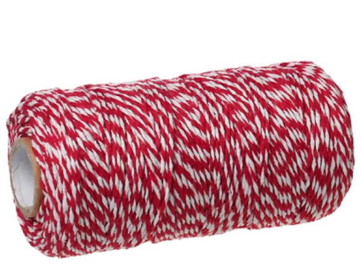 Baumwollschnur 1,5mm 90 Meter, Farbe wählbar