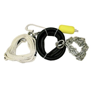 Aquaglide HD Anchor Connector Mooring Line Kit - Ankerleinenset