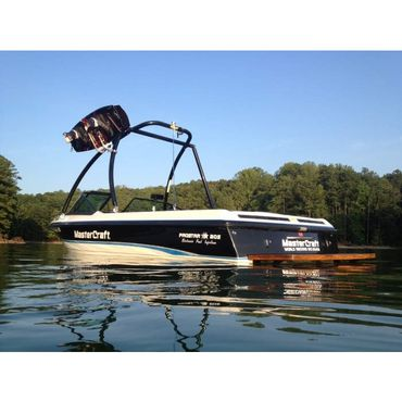 Monster Tower MT1 Wakeboard-Tower Black – Bild 4