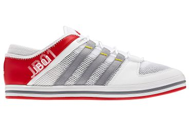 Adidas Sailing JB01 Segelschuh running white/red  – Bild 3