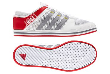 Adidas Sailing JB01 Segelschuh running white/red  – Bild 1