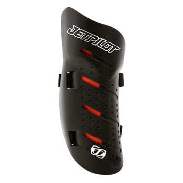 Jetpilot Leg Guards Black – Bild 2
