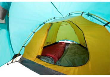 Grand Canyon Tent 'Topeka' - 2 Persons blue grass – Bild 8