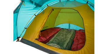 Grand Canyon Tent 'Topeka' - 3 Persons blue grass – Bild 9