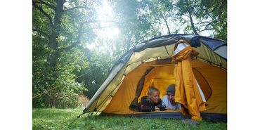 Grand Canyon Tent 'Topeka' - 3 Persons olive – Bild 7