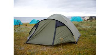 Grand Canyon Tent 'Topeka' - 4 Persons olive – Bild 8