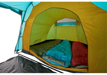 Grand Canyon Tent 'Robson' - 3 Personen blue grass – Bild 9