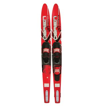 "O'Brien Traditional Combo Skis Rot Wasserski Paarski 68"" / 172cm"