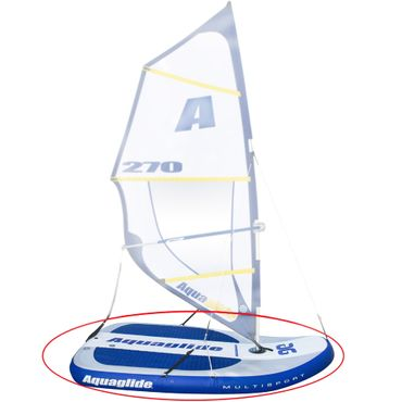 Aquaglide E-Teil Supersport 270 Hull and Tube only
