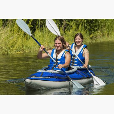 Aquaglide Kayak 2 Person Touring Deck – Bild 4
