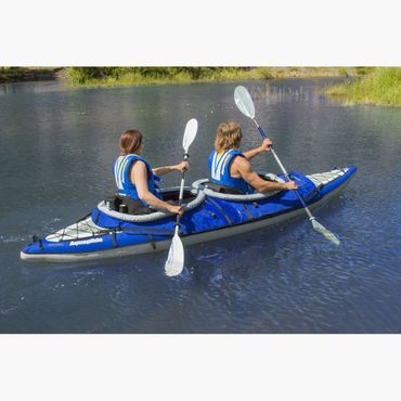 Aquaglide Kayak 2 Person Touring Deck – Bild 5