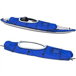 Aquaglide Kayak 1 Person Touring Deck – Bild 1