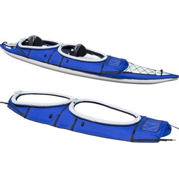Aquaglide Kayak 2 Person Touring Deck – Bild 1