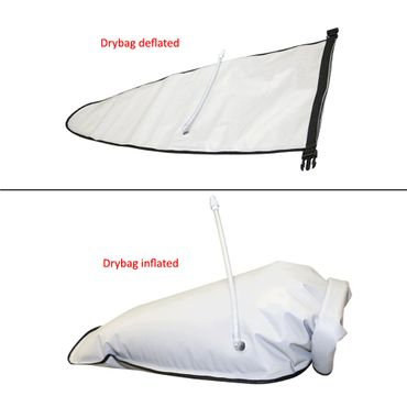 Inflatable Dry Bag - Aquaglide Kayak – Bild 1