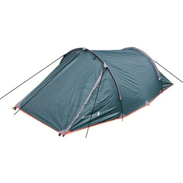Highlander Tent 'Blackthorn 2' - 2 Persons green  – Bild 1