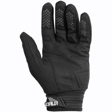 Jetpilot Matrix Heat Seeker Full Finger Gloves Black PWC Gloves – Bild 2