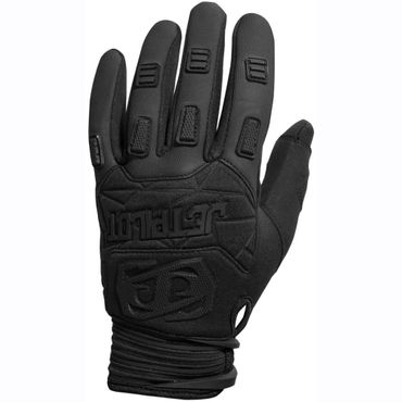 Jetpilot Matrix Heat Seeker Full Finger Gloves Black PWC Gloves – Bild 1