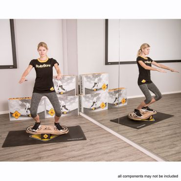 RollerBone 1.0 Classic Set + Balance Kit + Carpet – Bild 9