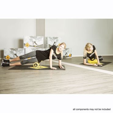 RollerBone 1.0 Classic Set + Balance Kit + Carpet – Bild 6