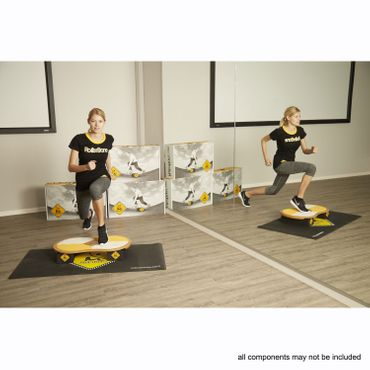 RollerBone EVA Pro Set + Balance Kit + Carpet – Bild 8