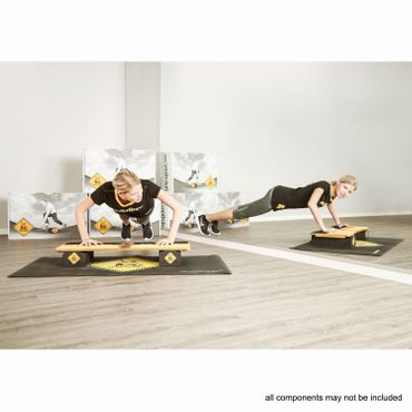 RollerBone Fitbone Pro Set + Balance Kit – Bild 8