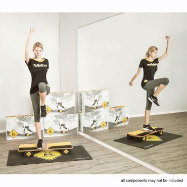 RollerBone Fitbone Classic Set + Balance Kit + Carpet – Bild 9