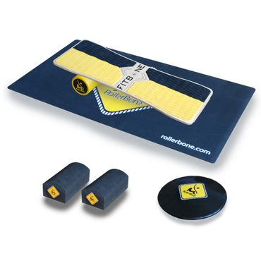RollerBone Fitbone Classic Set + Balance Kit + Carpet – Bild 1