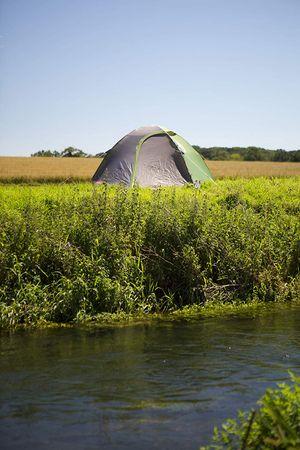 Coleman Tent 'Darwin' - 3 Persons green – Bild 3