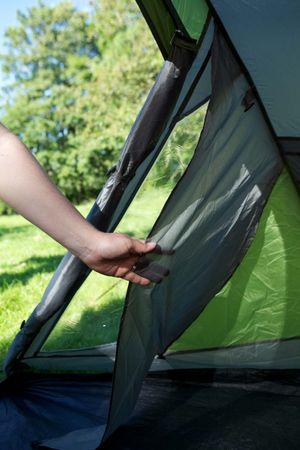 Coleman Tent 'Darwin 4 Plus' - 4 Persons – Bild 8
