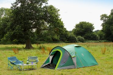 Coleman Tent 'Kobuk BlackOut 3'- 3 Persons – Bild 3